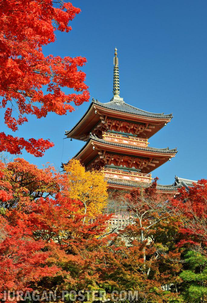 Kyoto Jual Poster Di Juragan Poster