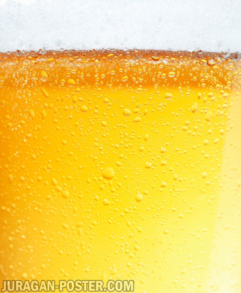 Beer texture – Jual Poster di Juragan Poster