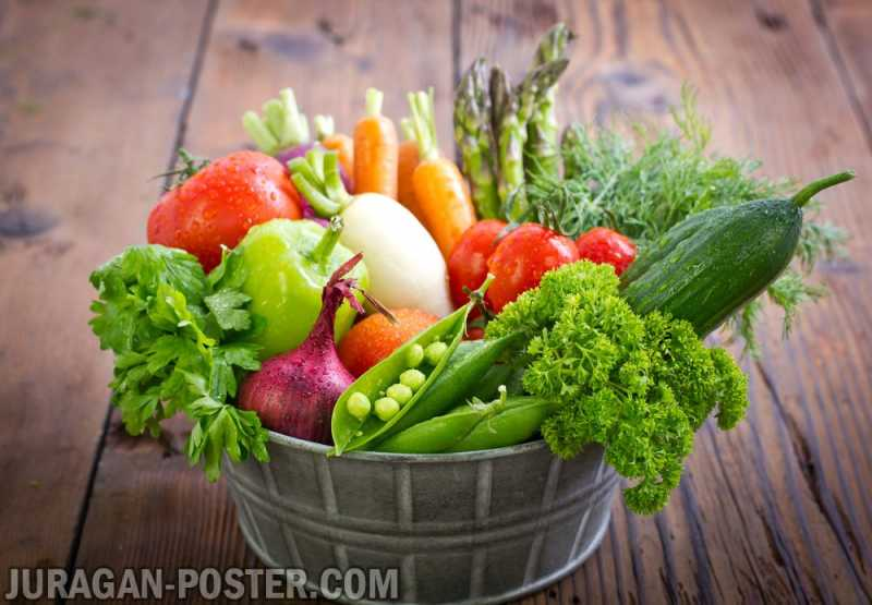 vegetables � jual poster di juragan poster