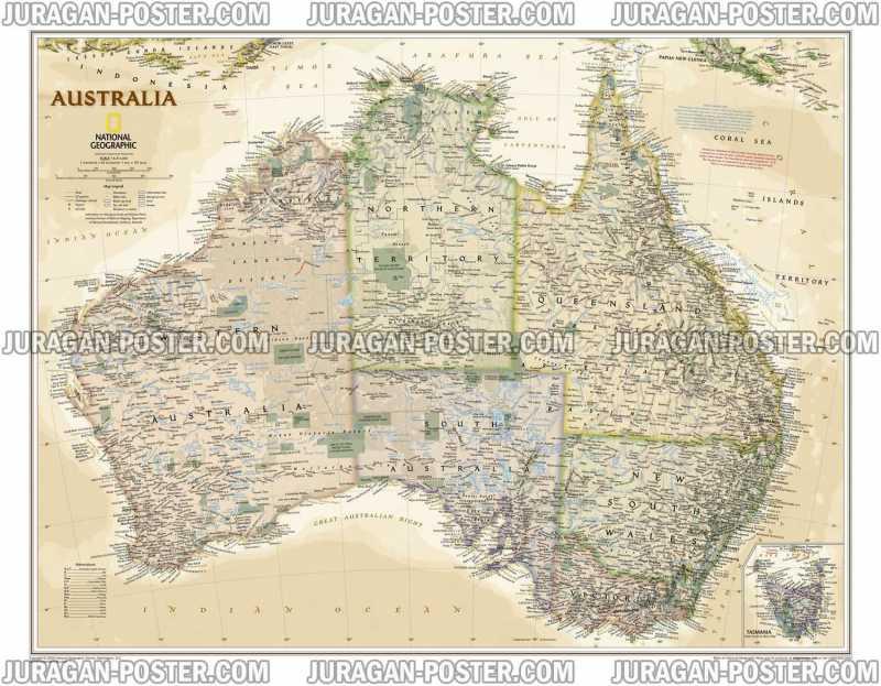 Australia Jual Poster Di Juragan Poster