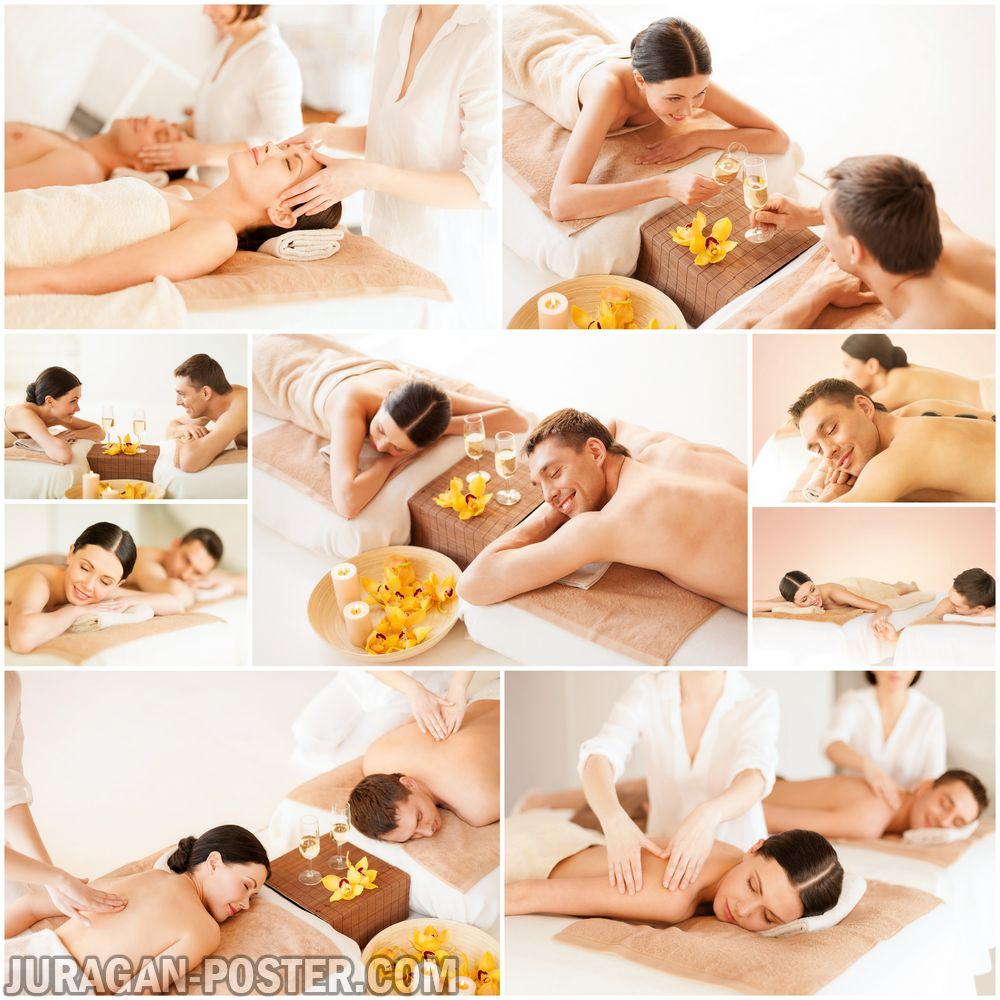 jual poster untuk Spa, Massage and Reflexyology