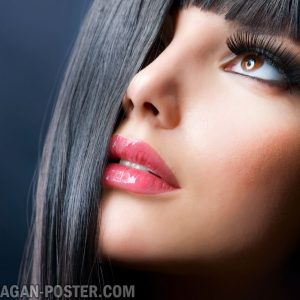 jual poster gambar Hair and Beauty