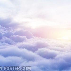 jual poster gambar pemandangan alam langit sky 02