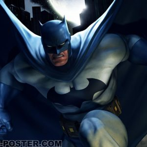 Jual poster Batman Cartoon
