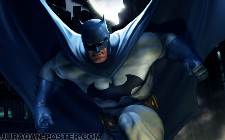 Jual poster Batman Cartoon