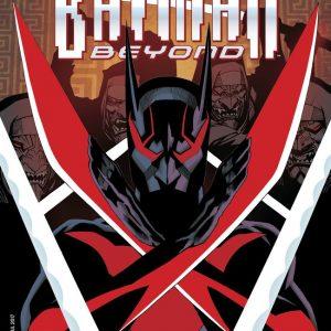 Jual posterBatman Beyond Comic Cover