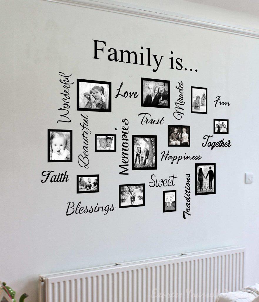 Hiasan Dinding Kamar Dengan Foto Keluarga Jual Poster Di Juragan