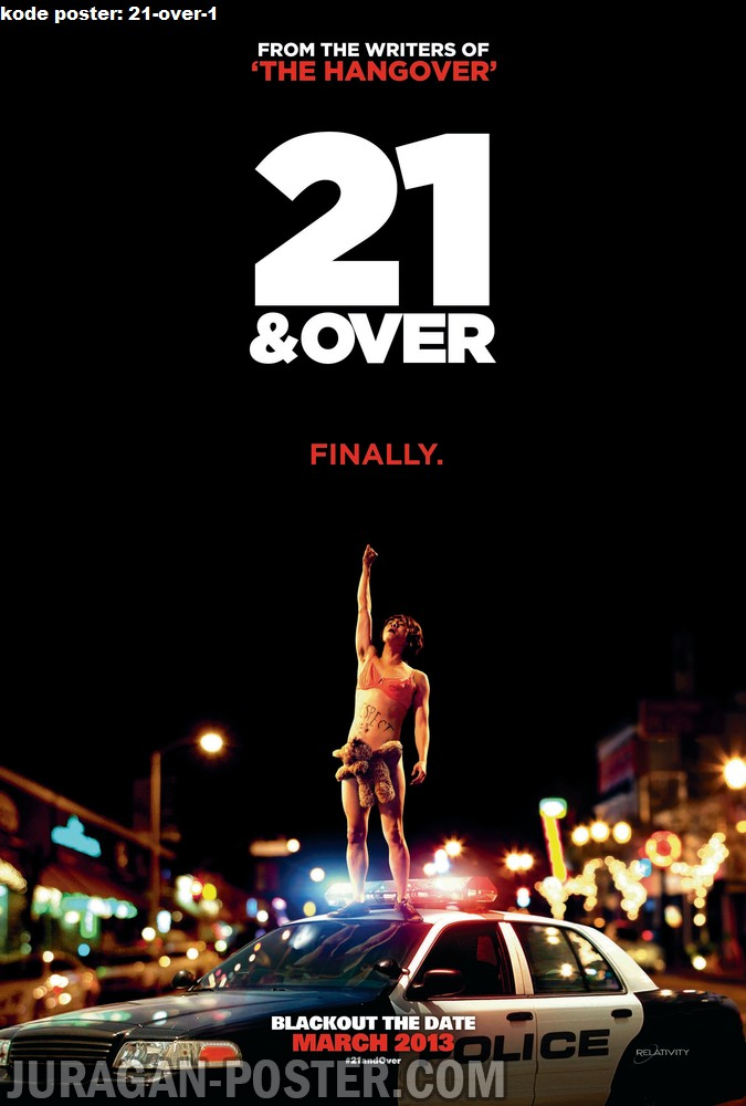 21-over-1-movie-poster