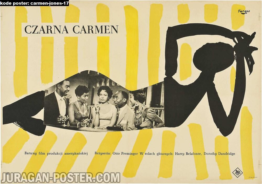 carmen-jones-17-movie-poster