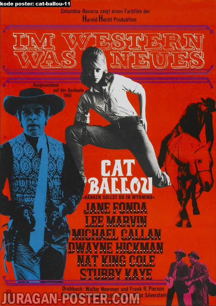 cat-ballou-11-movie-poster