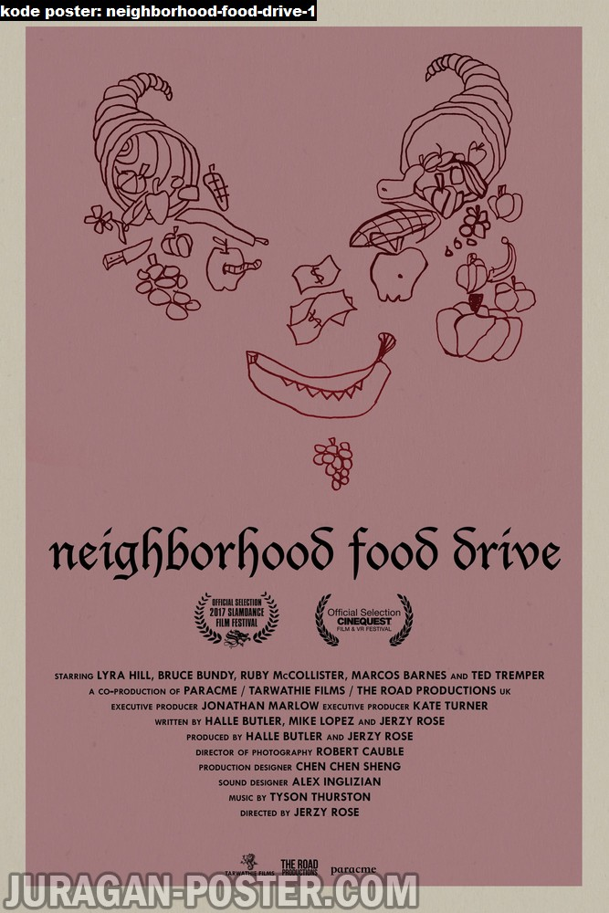 neighborhood-food-drive-1-movie-poster