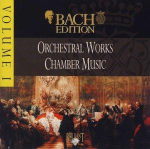 Jual Mp3 Kompilasi Musik Klasik Johann Sebastian Bach Complete Works 160 CD 12 Chamber music