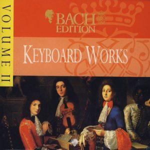 Jual Mp3 Kompilasi Musik Klasik Johann Sebastian Bach Complete Works 160 CD 10 keyboard works
