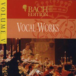 Jual Mp3 Kompilasi Musik Klasik Johann Sebastian Bach Complete Works 160 CD 4 vocal works