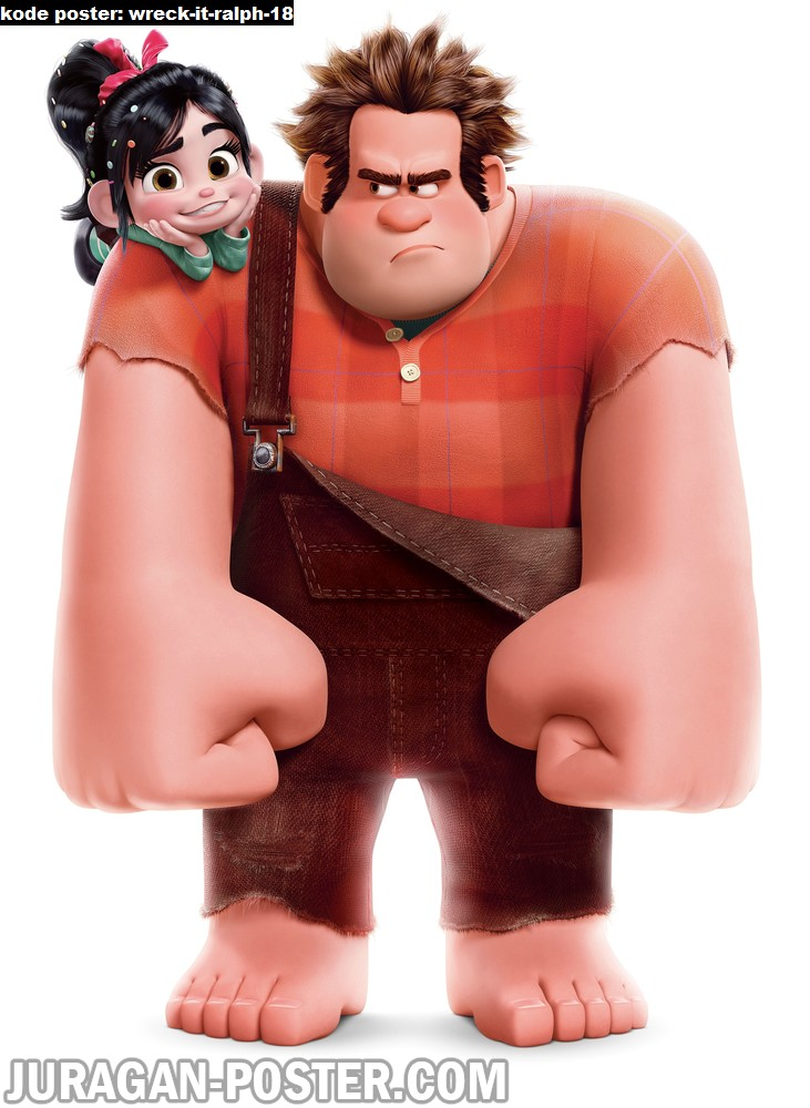 wreck-it-ralph-18-movie-poster