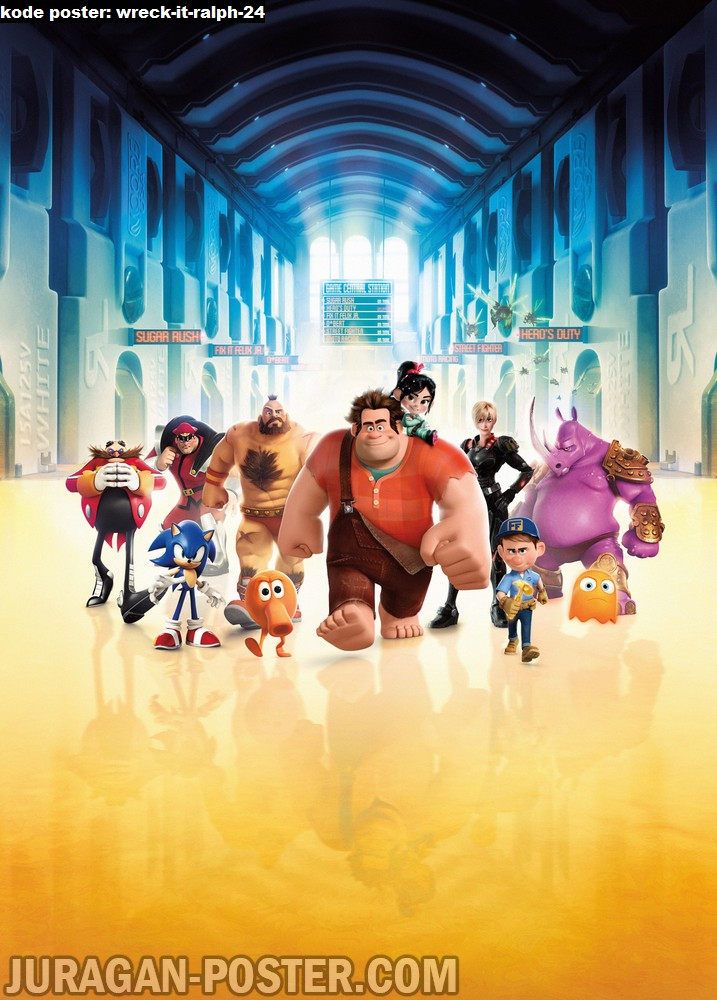wreck-it-ralph-24-movie-poster