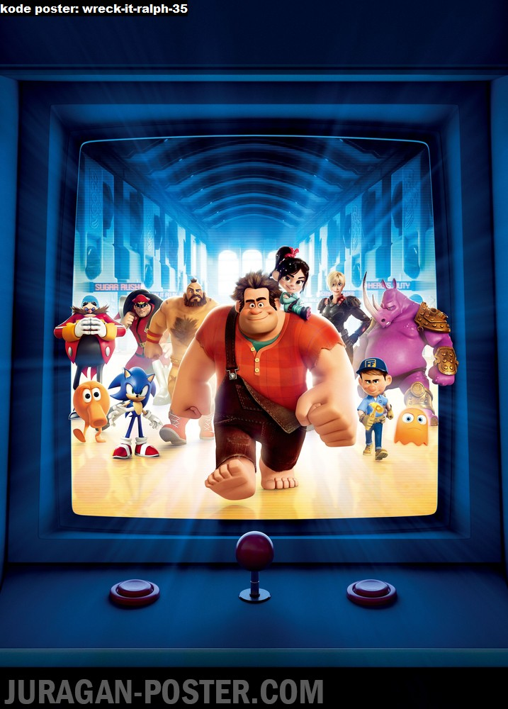 wreck-it-ralph-35-movie-poster