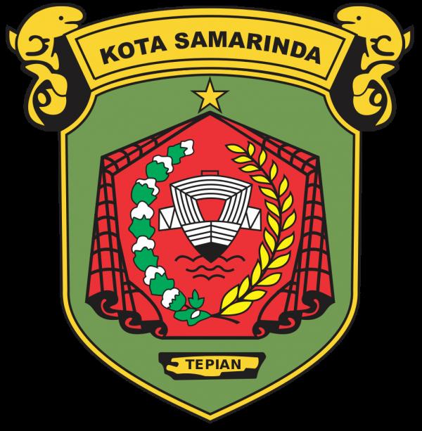 Jual Peta Dinding kota Samarinda detail