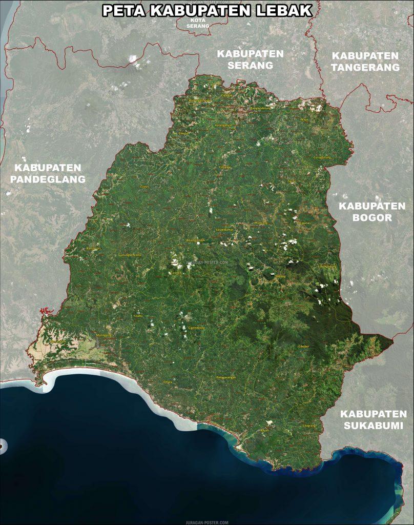 Peta-Kabupaten-Lebak-lengkap