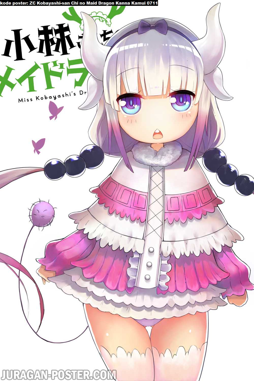 Kobayashi san Chi no Maid Dragon Kanna Kamui 0711 – Jual