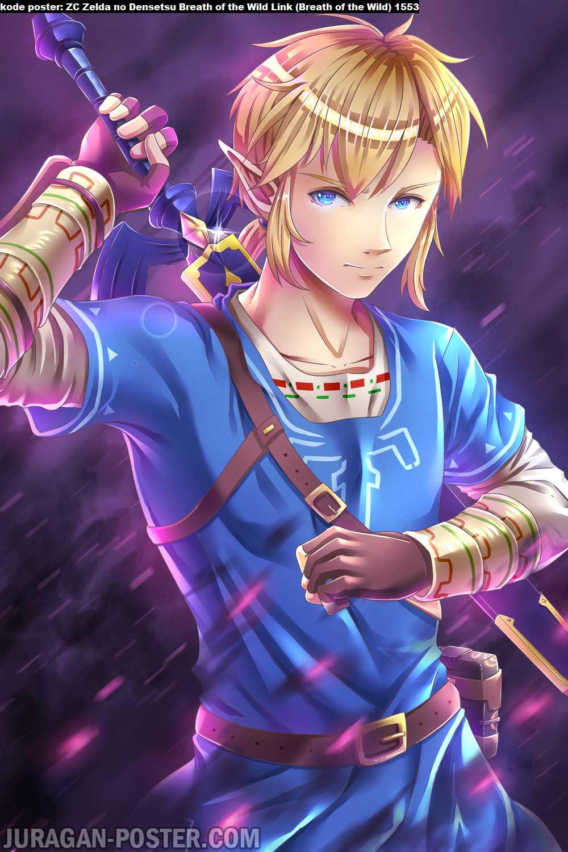 Materi Pelajaran 8 Anime Link And Zelda