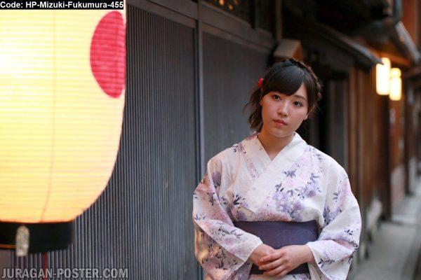 Jual Poster Japan idol Mizuki Fukumura 455