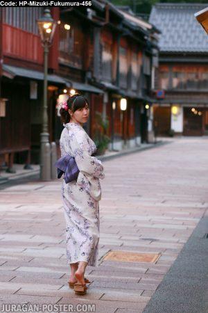 Jual Poster Japan idol Mizuki Fukumura 456