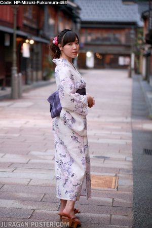 Jual Poster Japan idol Mizuki Fukumura 458