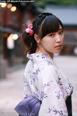 Jual Poster Japan idol Mizuki Fukumura 459