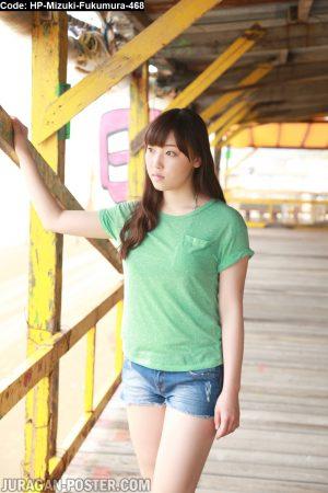 Jual Poster Japan idol Mizuki Fukumura 468