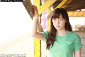 Jual Poster Japan idol Mizuki Fukumura 469