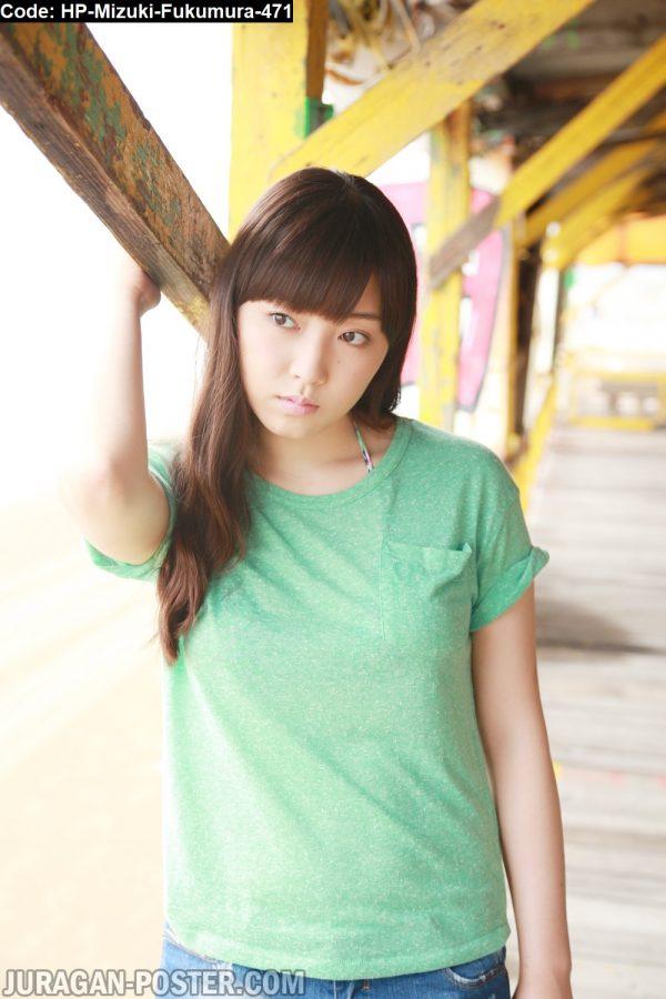 Jual Poster Japan idol Mizuki Fukumura 471