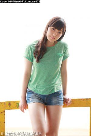 Jual Poster Japan idol Mizuki Fukumura 472