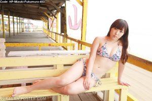 Jual Poster Japan idol Mizuki Fukumura 483