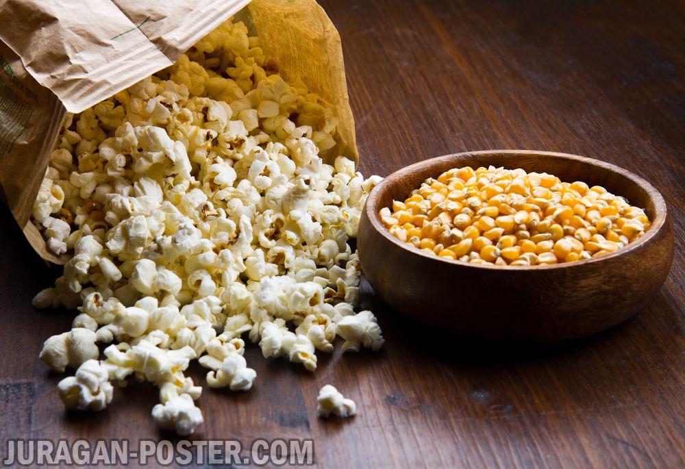 Popcorn Jual Poster Di Juragan Poster