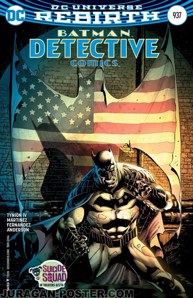 CBD004 DC Comics Batman Rebirth 8