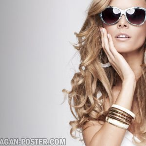 jual posterg gambar Beauty Fashion