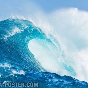 Jual poster gambar pemandangan alam laut ocean 02