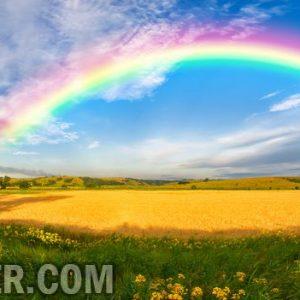Jual poster gambar pemandangan alam panorama indah