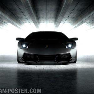 Jual poster gambar Mobil Lamborghini