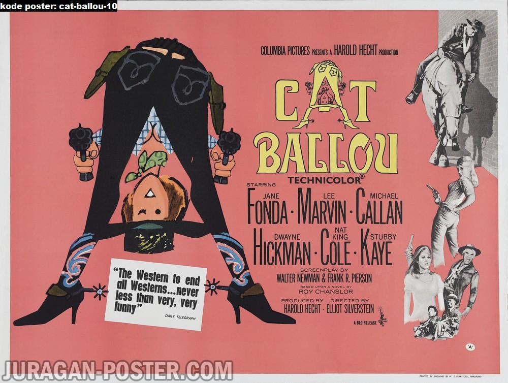 cat-ballou-10-movie-poster