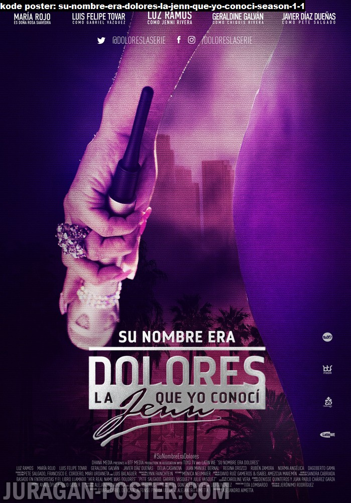 su-nombre-era-dolores-la-jenn-que-yo-conoci-season-1-1-movie-poster