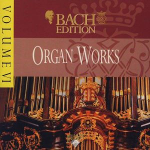 Jual Mp3 Kompilasi Musik Klasik Johann Sebastian Bach Complete Works 160 CD 2 organ works